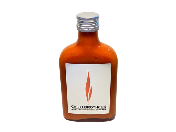 CHILLI BROTHERS Gourmet Caribbean Hot Bonnet Chilli Sauce