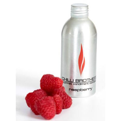 CHILLI BROTHERS  Hot Organic Raspberry Chilli  Syrup
