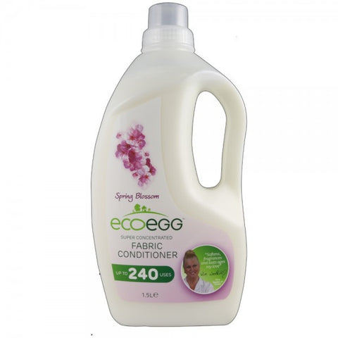 EcoEgg Fabric Conditioner, Concentrated - Spring Blossom