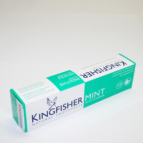 Kingfisher Toothpaste - Mint