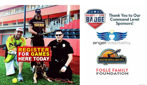 Opening Ceremonies for Benefit The Badge Kicks off March 31st