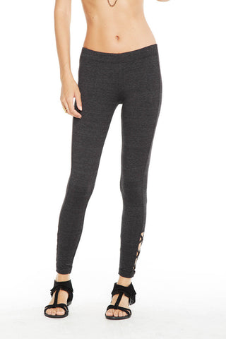 Quadrablend Ankle Cutout Leggings