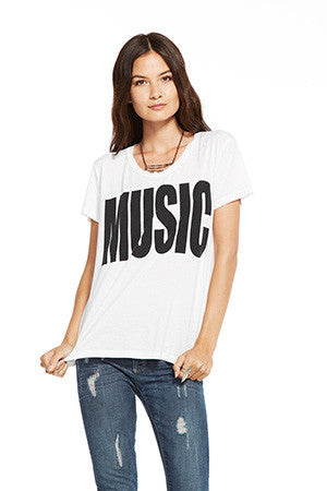 Music Women's Everyday Tee