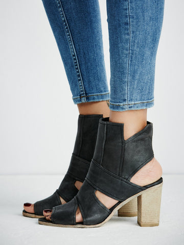 Effie Block Heel