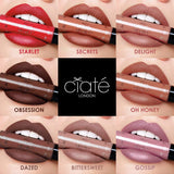Liquid Velvet Nudes Color Cosmetics Ciaté London