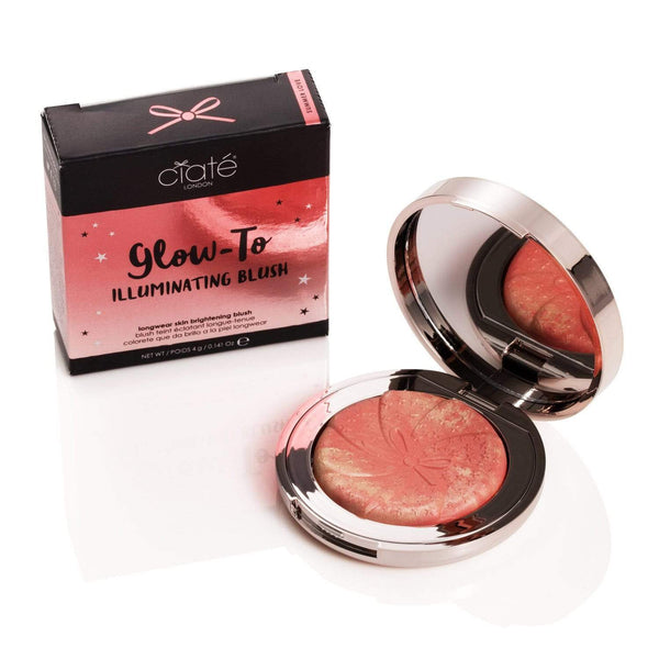 Glow-To Illuminating Blush Color Cosmetics Ciaté London