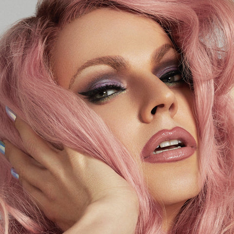 Courtney Act - Stamp & Drag Liner