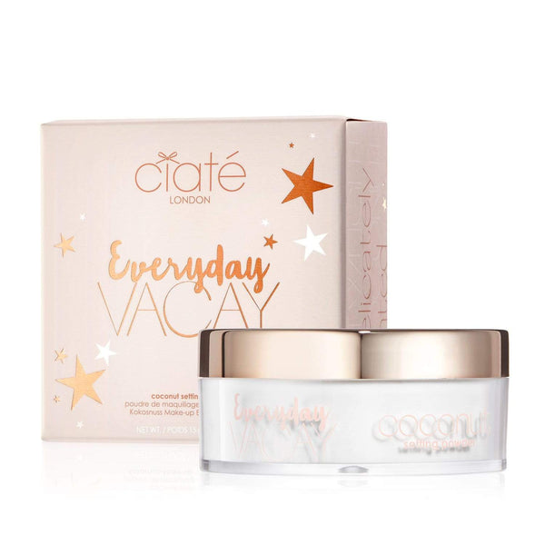 Everyday Vacay Coconut Setting Powder Color Cosmetics Ciaté London