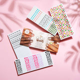 The Cheat Sheets - Garden Party Nail Stickers Ciaté London