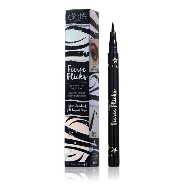 Ciate London Fierce Flicks Precision Tip Liquid Liner