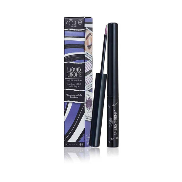 ciate london liquid chrome metallic eyeliner