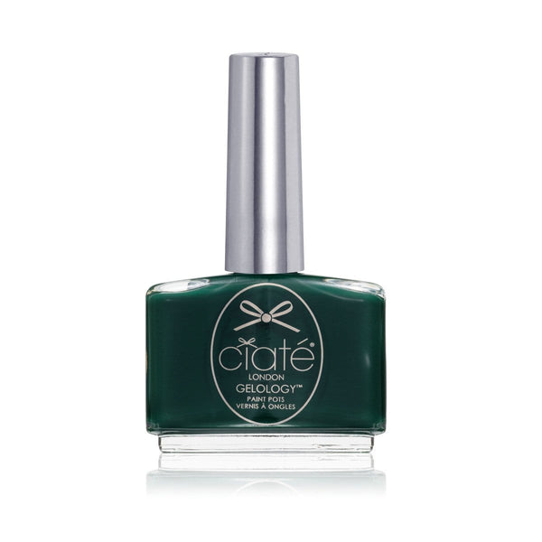 Ciate London Chrome Nail Polish: Green Gel Nail Polish