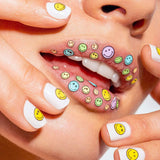Stick-On Nail Stickers Color Cosmetics Ciaté London