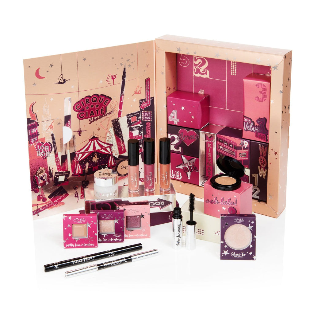 Ciate Makeup: Fun 12-Day Advent Calendars For Everyone