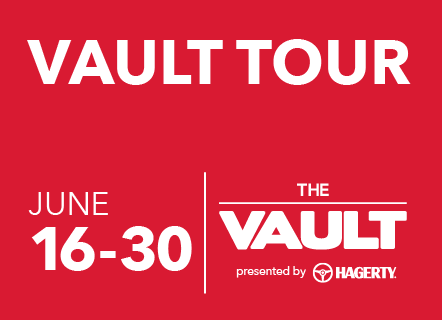 June 16th - 30th Vault Tour (90 min)