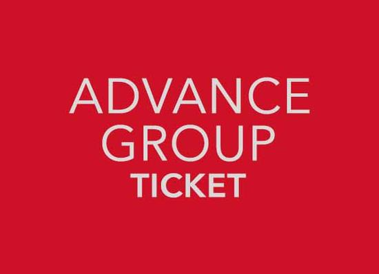 Pre-Paid Group Admission (30+)