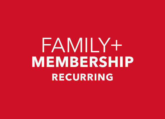 Monthly Membership - Family
