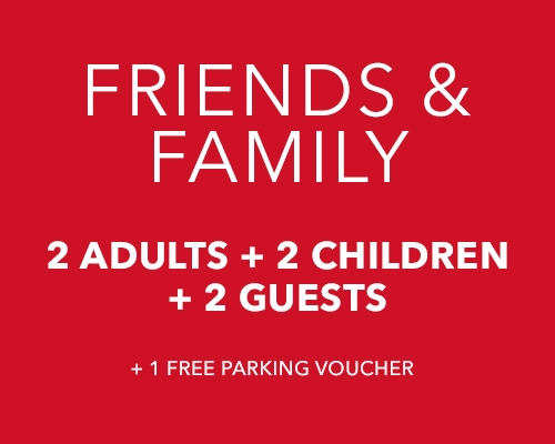 Annual Friends & Family Membership