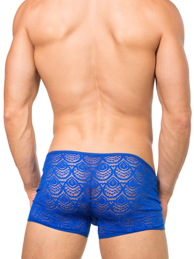 Seamless Lace Boxer