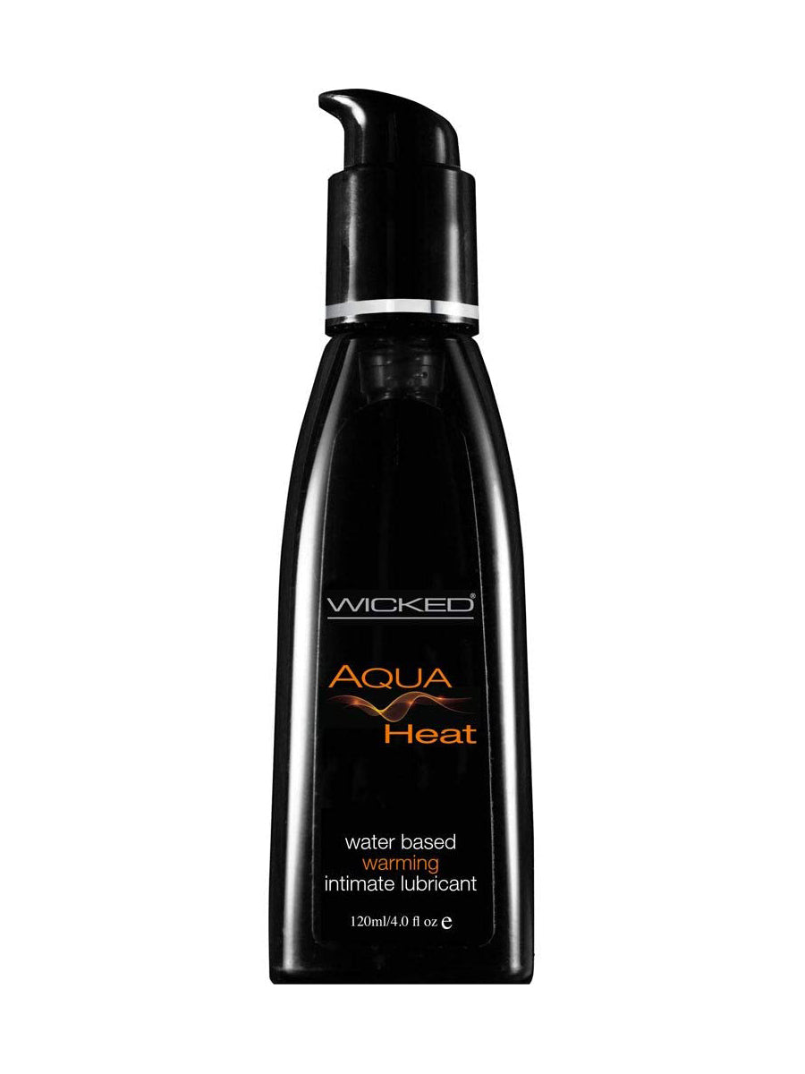 Aqua Heat - Warming Lube