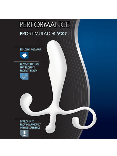 performance prostimulator vx1 white