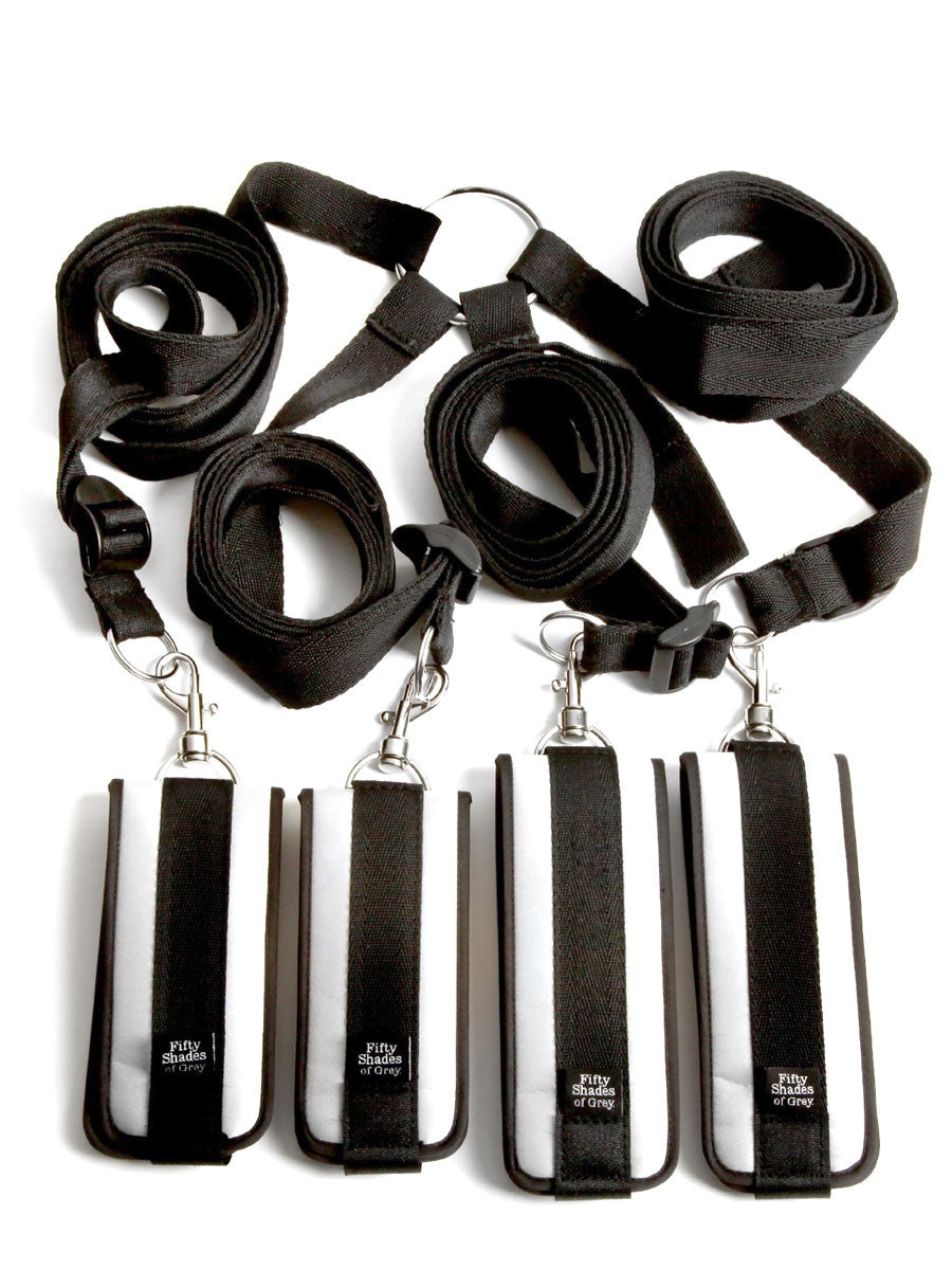 50 Shades of Grey Bondage Kit