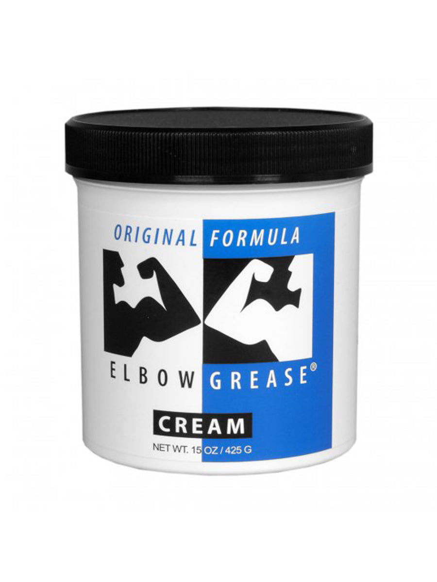 Elbow Grease Masturbation Cream 15 oz.