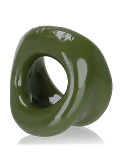 oxballs green meat cock ring
