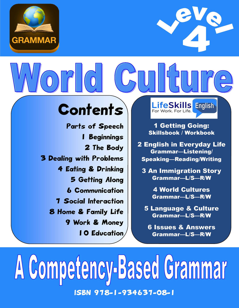 09B LIFE SKILLS LEVEL 4 GRAMMAR BOOK - Instructor's Annotated