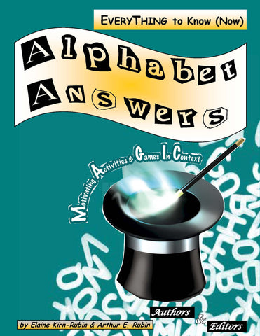 ALPHABET ANSWERS, EVERYTHING to Know (Now)