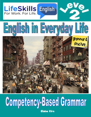 WORK LIFE SKILLS LEVEL 2 GRAMMAR BOOK - Student (Download)