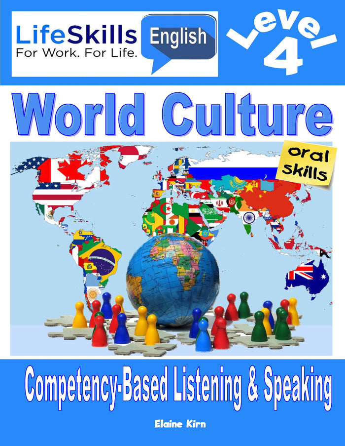 10B LIFE SKILLS LEVEL 4 LISTENING / SPEAKING BOOK - Instructors Annotated