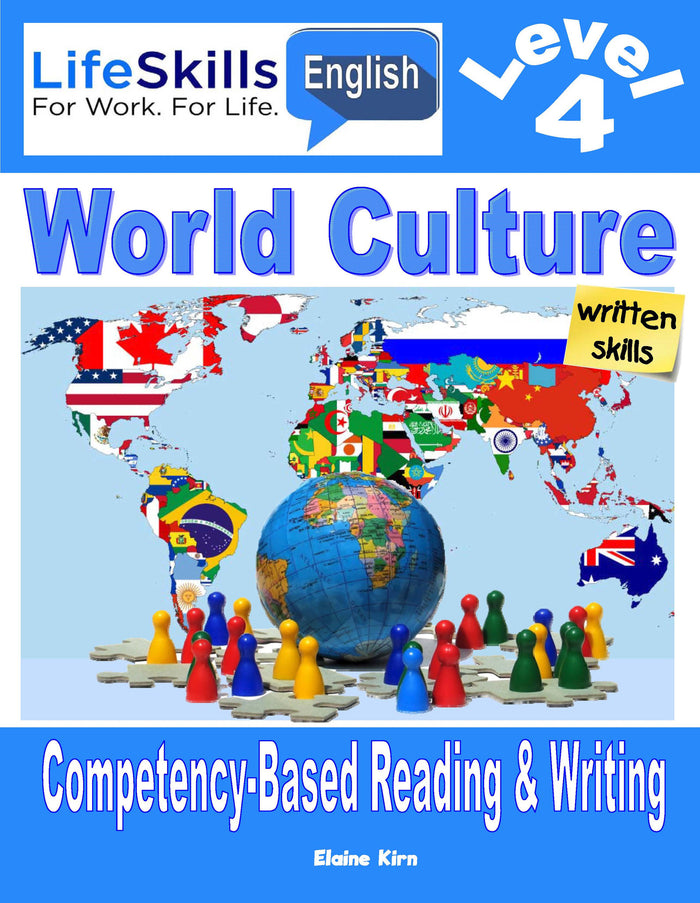 11A LIFE SKILLS LEVEL 4 READING / WRITING BOOK - Student