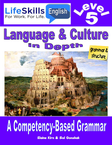12B LIFE SKILLS LEVEL 5 GRAMMAR BOOK - Instructor's Annotated