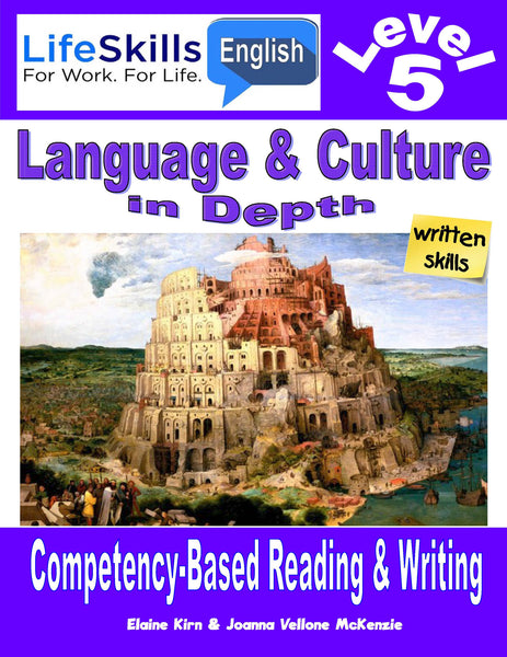 14B LIFE SKILLS LEVEL 5 READING / WRITING BOOK - Instructors Annotated