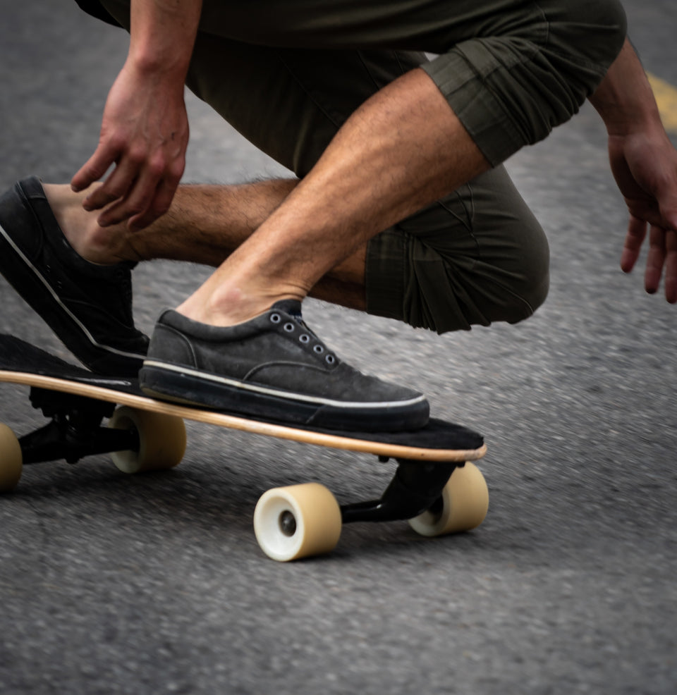 Skateboard - Surf cruiser