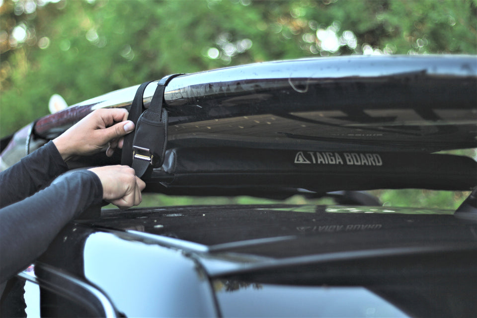 SUP Roof Rack Pad 28'' - PLAT