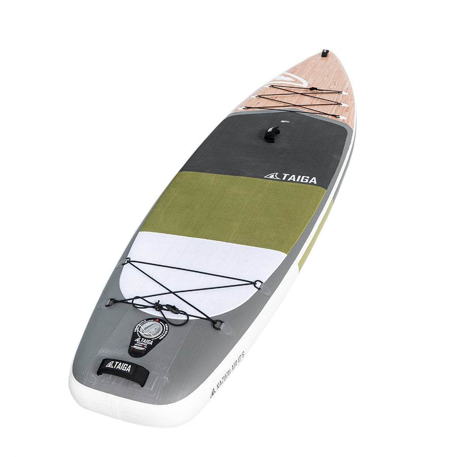 SUP Gonflable - Kazuzu AIR 12'6 Green (PRÉCOMMANDE 2021)