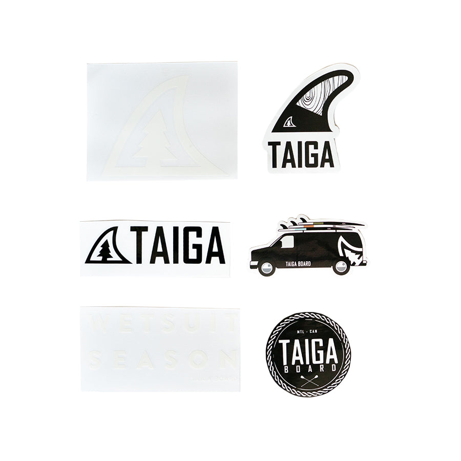 Taïga Sticker Pack
