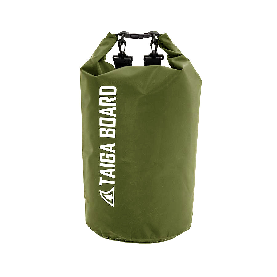Drybag simple 20L - Military Green (PRÉCOMMANDE 2021)