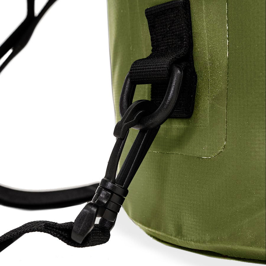 Drybag 20L - Military Green (PRE-ORDER - JUNE 2021)