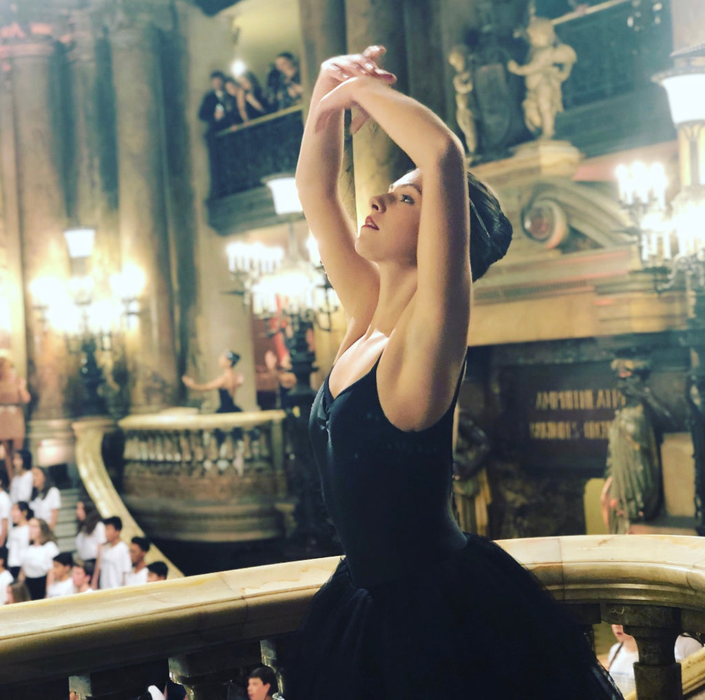 One night at the Opéra Garnier