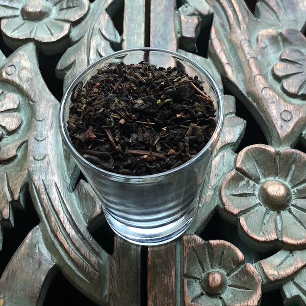 Artisan Collection: Jawa Jasmine organic green tea
