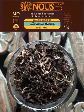 Artisan Collection: Himalaya organic Oolong tea