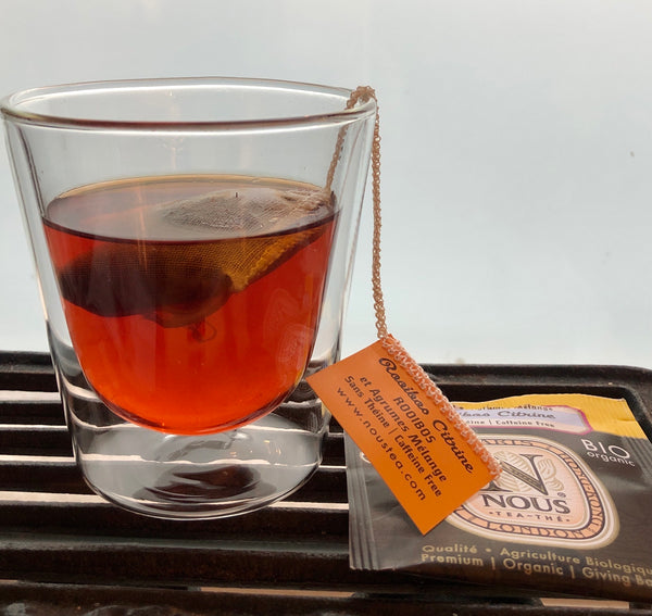 Rooibos Citrine organic infusion - South Africa