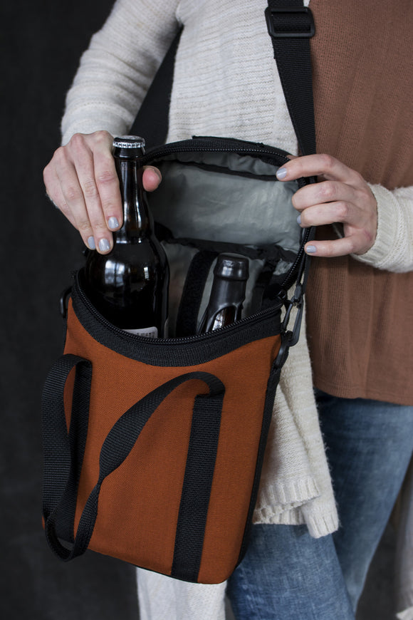 Double Wine Bottle/Bomber Bag | Ullr Coolers