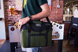4 Bomber Messenger Bag