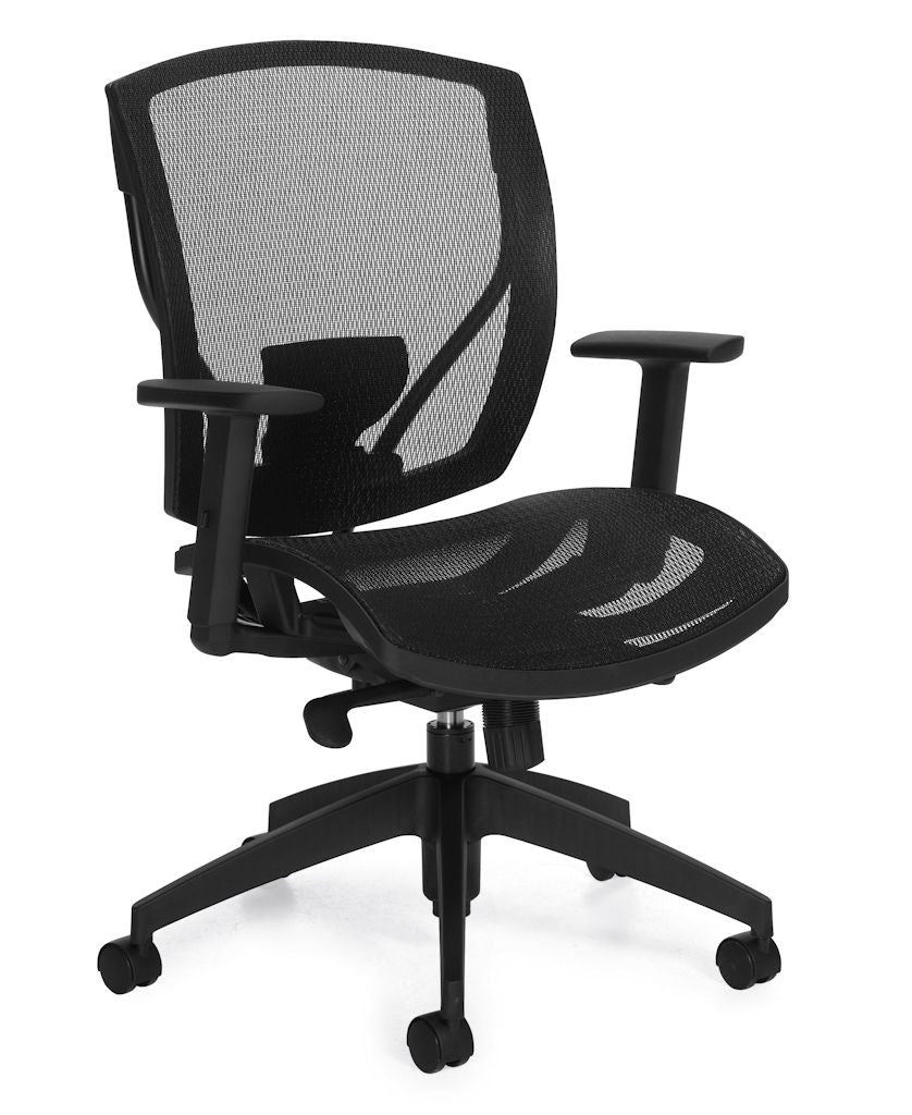 office modern order eurway chair seat becker mesh call silver to black