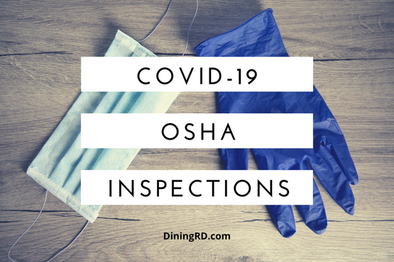 OSHA Enforcement for COVID-19 Prevention
