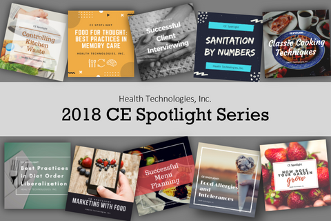 2018 CE Spotlight Series